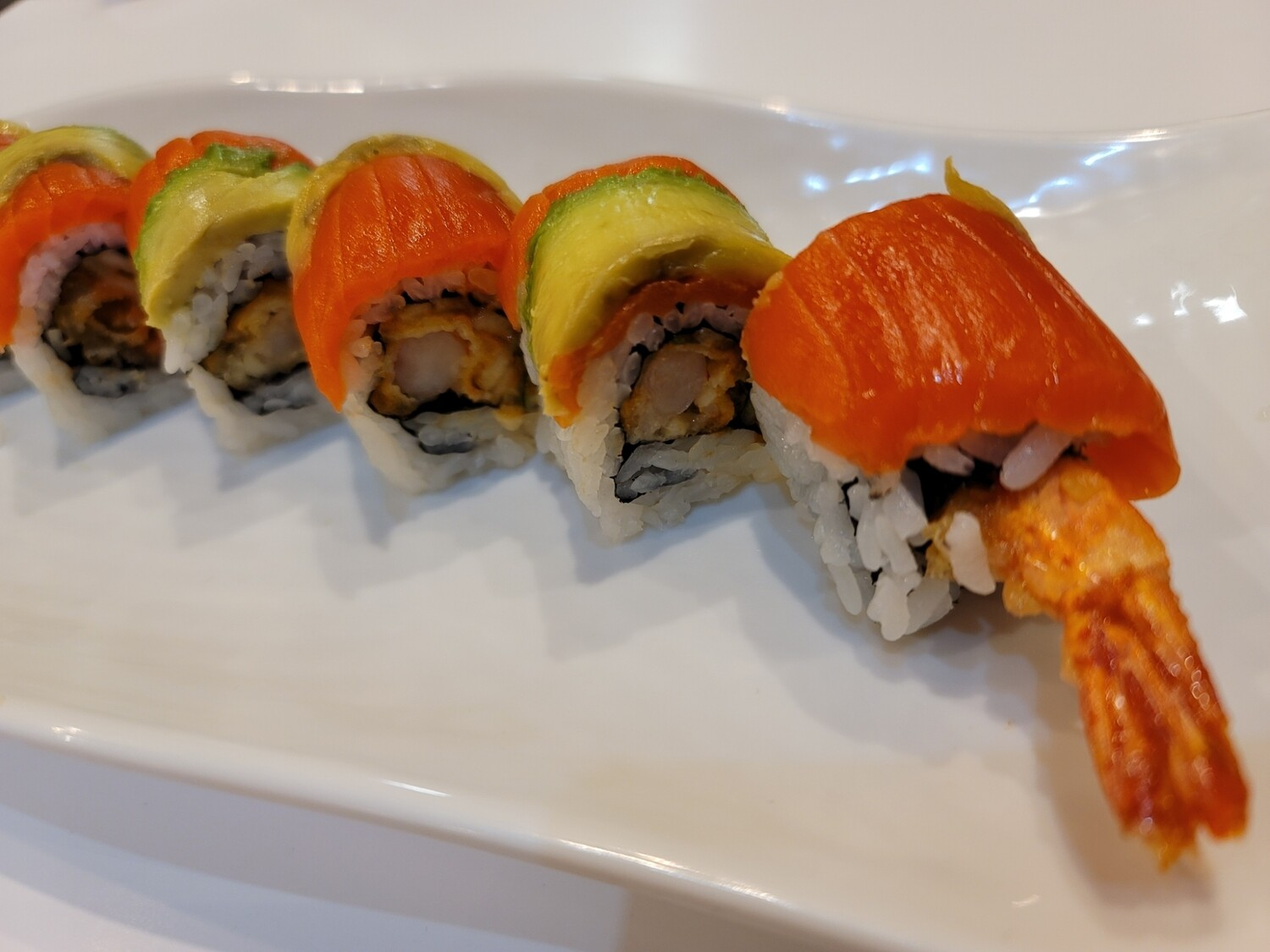 Red Hot Dynamite Roll