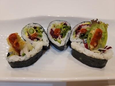 Spicy Mango Veggie Roll