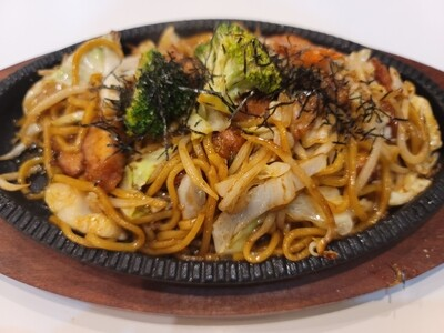 Yakisoba (Chicken)