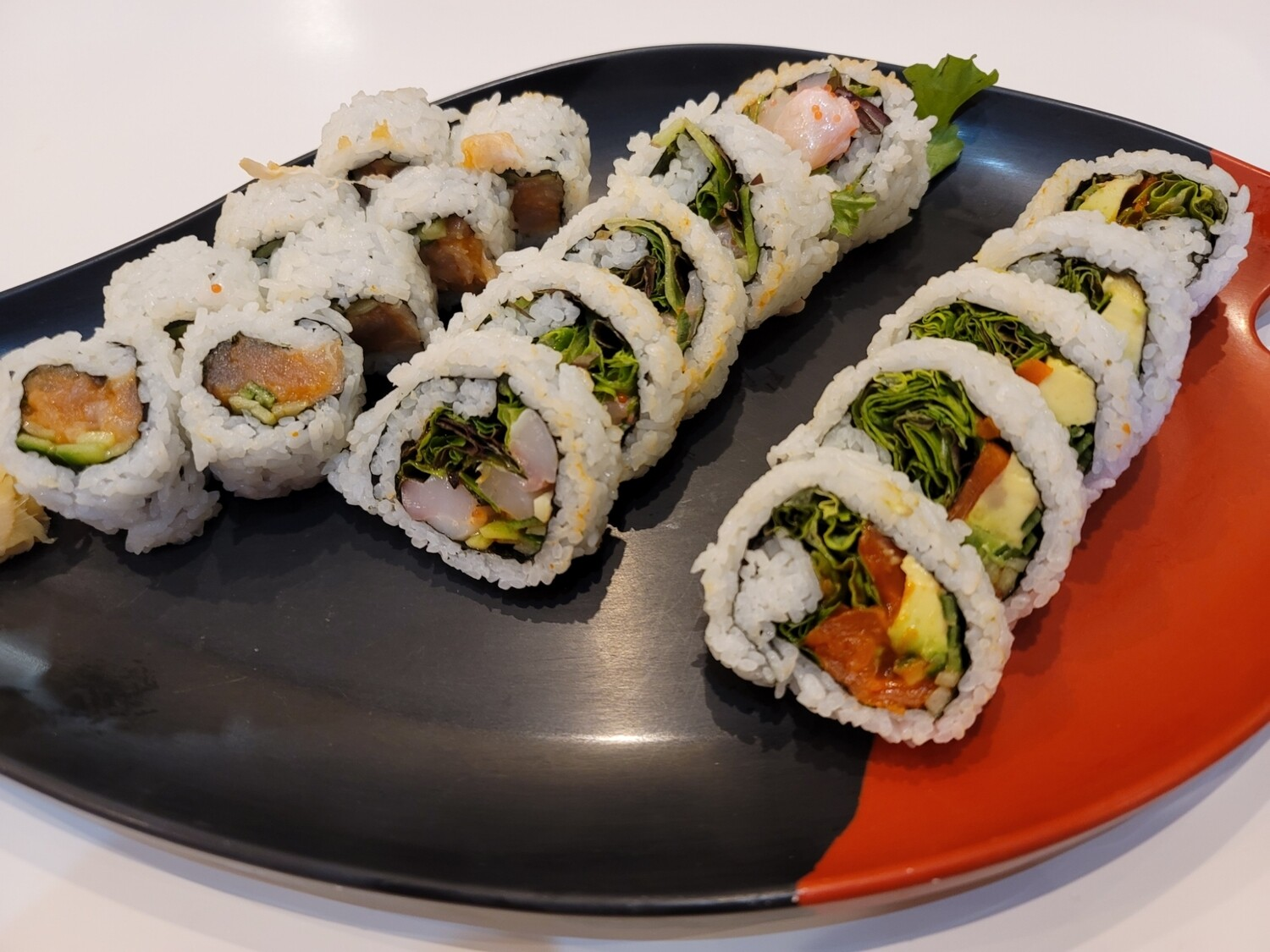 D Spicy Roll Combo