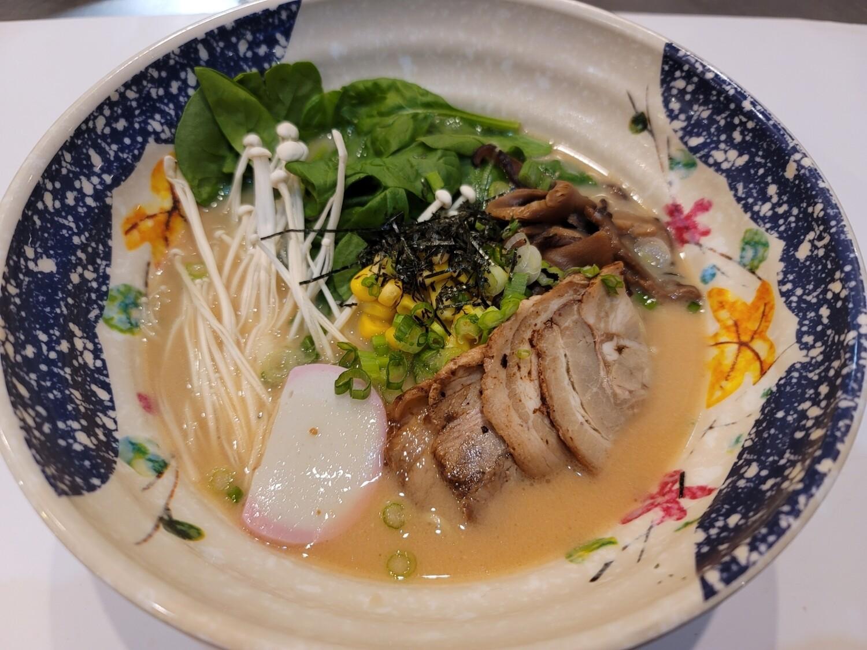 Miso Tonkotsu Ramen (regular)