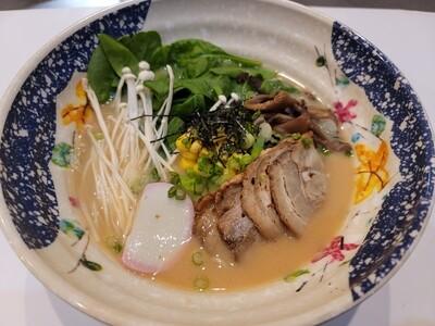 Miso Tonkoshu Ramen (regular)