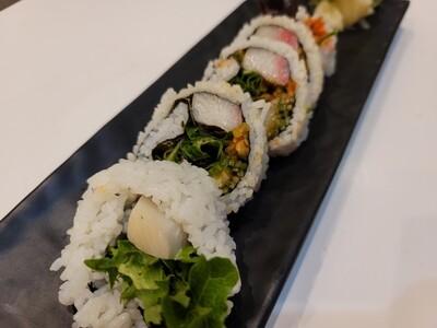 Spicy Negi Hama Roll
