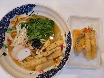 Japanese Udon (Tempura)