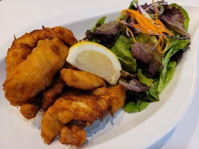 Tuna Karaage