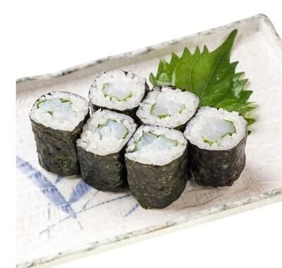 Ika Shiso Roll