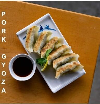 Pork Gyoza