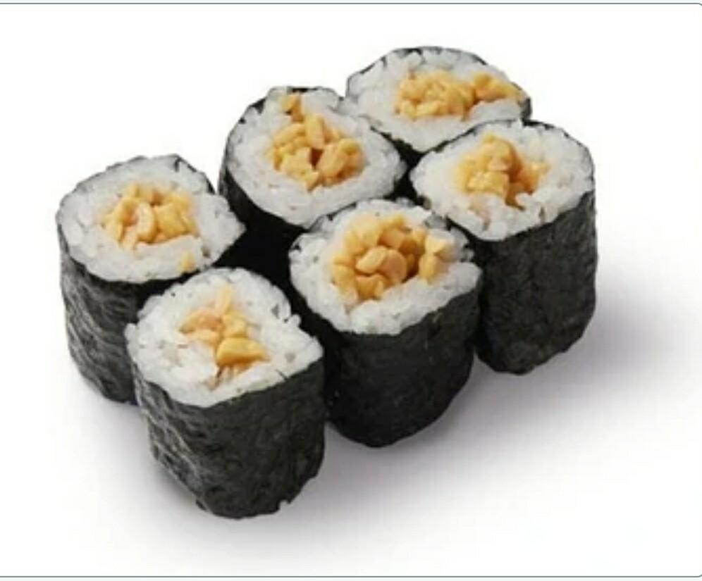 Natto Roll