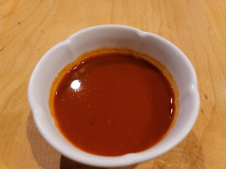 .Spicy Tofu Sauce