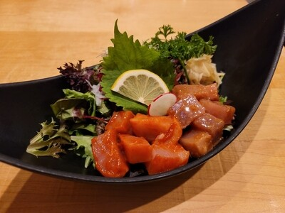 Spicy Tuna Sashimi