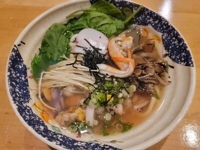 Japanese Udon (Seafood)