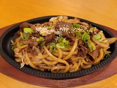 YAKI UDON (Beef)
