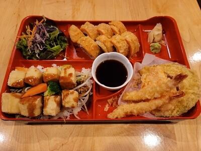 Tofu Teriyaki Box