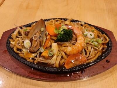 YAKI UDON (Seafood)