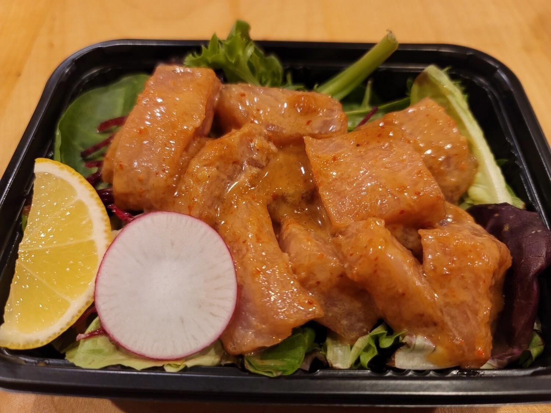 White Spicy Tuna Sashimi