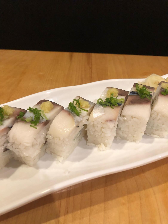 Saba Battera Sushi