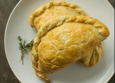 Vegetable Curry Pasty