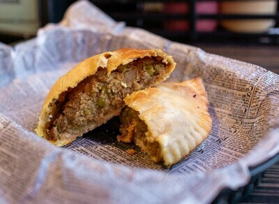 Curry Beef Pasty