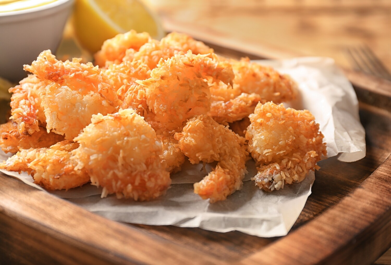 Coconut Shrimp - SMALL