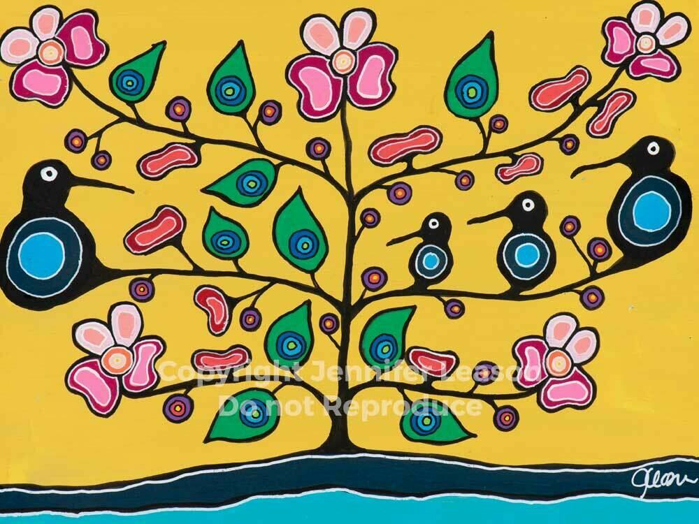 Meenunyaaka: Blueberry Patch
