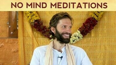 Premium: No Mind Meditations: Three Practices to Open Your Mind and Experience Boundlessness
