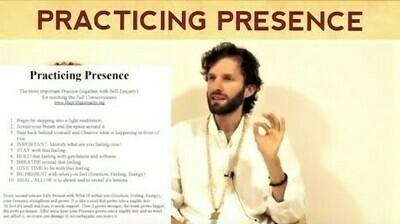 Premium: Practicing Presence - The Master Meditation