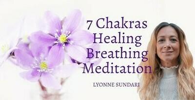 Premium: 7 Chakras Healing Meditation   Full Body and Aura Cleanse & Boosting Positive Energy