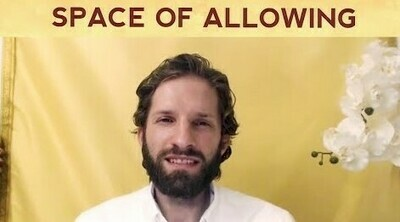 Premium: You are the Space of Allowing Meditation   Mindo