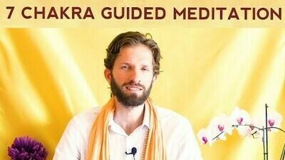 Premium: 7 Chakra Guided Meditation   Mindo