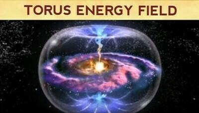 Premium: Torus Energy Field Guided Meditation   Mindo