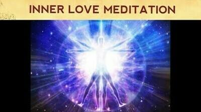 Premium: Inner Love Guided Meditation (Level of Consciousness 500)   Mindo