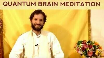 Premium: Quantum Brain Guided Meditation to Optimize your Brain