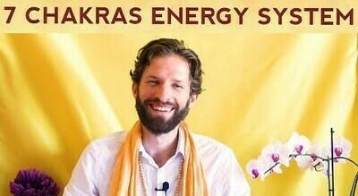 Premium: 7 Chakras & Human Energy System Seminar
