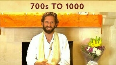Premium: Awareness at the Level of Consciousness from 700 to 1000