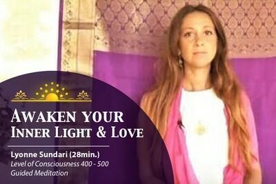 Awaken Your Inner Light & Love (400-500)