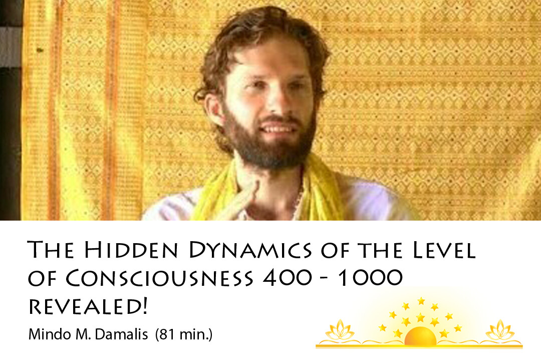 Hidden Dynamics of the Levels of Consciousness Revealed!