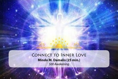 Connect to Inner Love (500 Awakening)