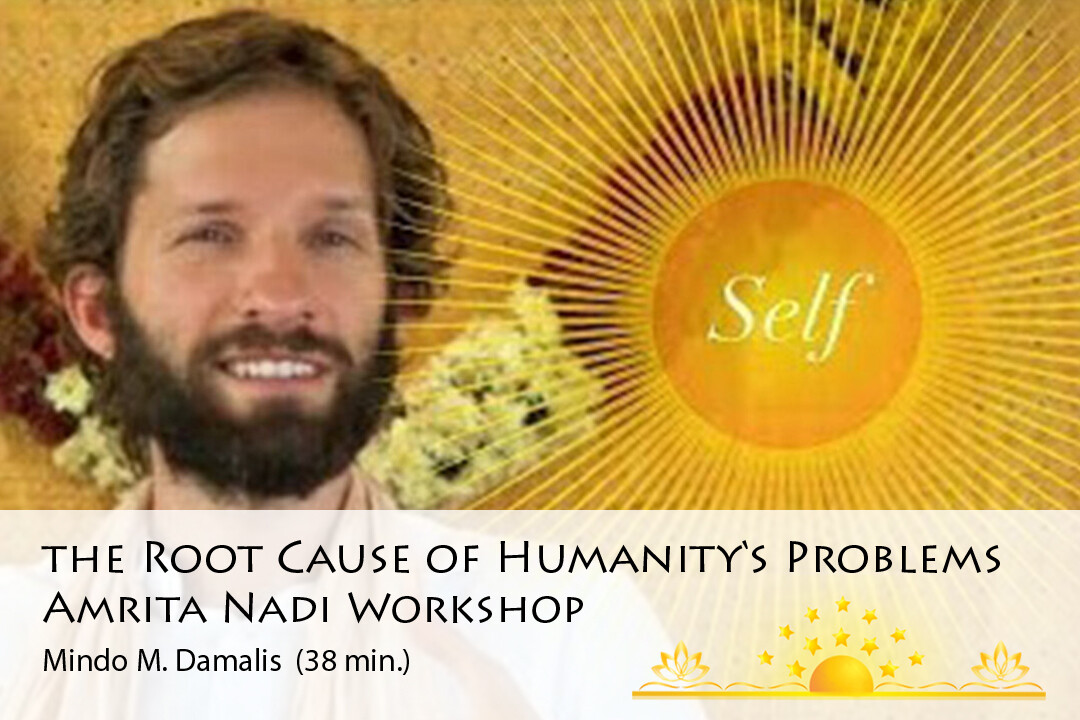 Amrita Nadi Workshop: Working with the Root Cause of Humanity's Problems
