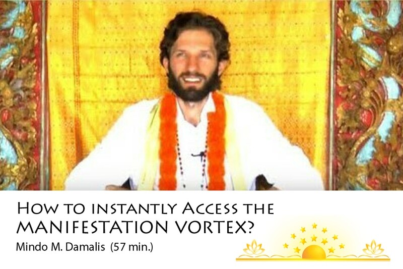 How to Instantly Access the MANIFESTATION VORTEX?