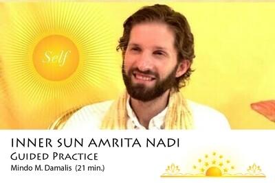 Inner Sun Amrita Nadi Guided Practice