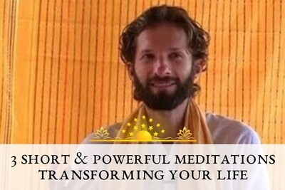 3 Short & Powerful Meditations that will Completely Transform Your Life