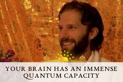 Your Brain Has an Immense QUANTUM Capacity