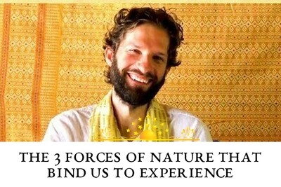 The 3 Forces of Nature that Bind Us to Experience