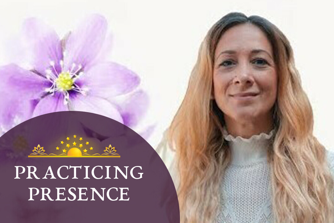 Practicing Presence: This Guided Meditation Will Make you Become Present