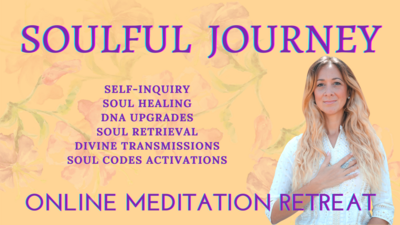 Soulful Journey Online Meditation Retreat