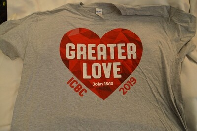 Greater Love - 2019 T-Shirt