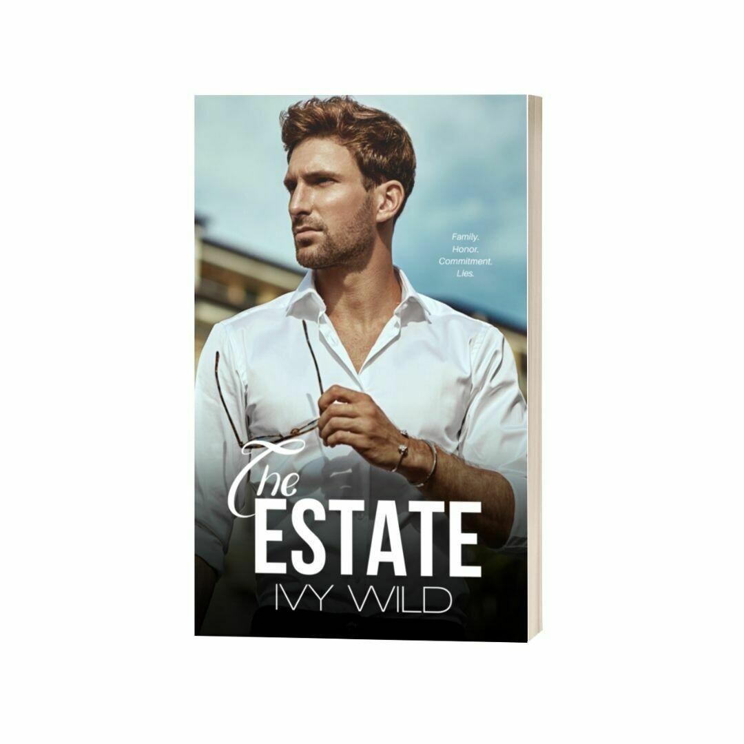 The Estate Signed Paperback