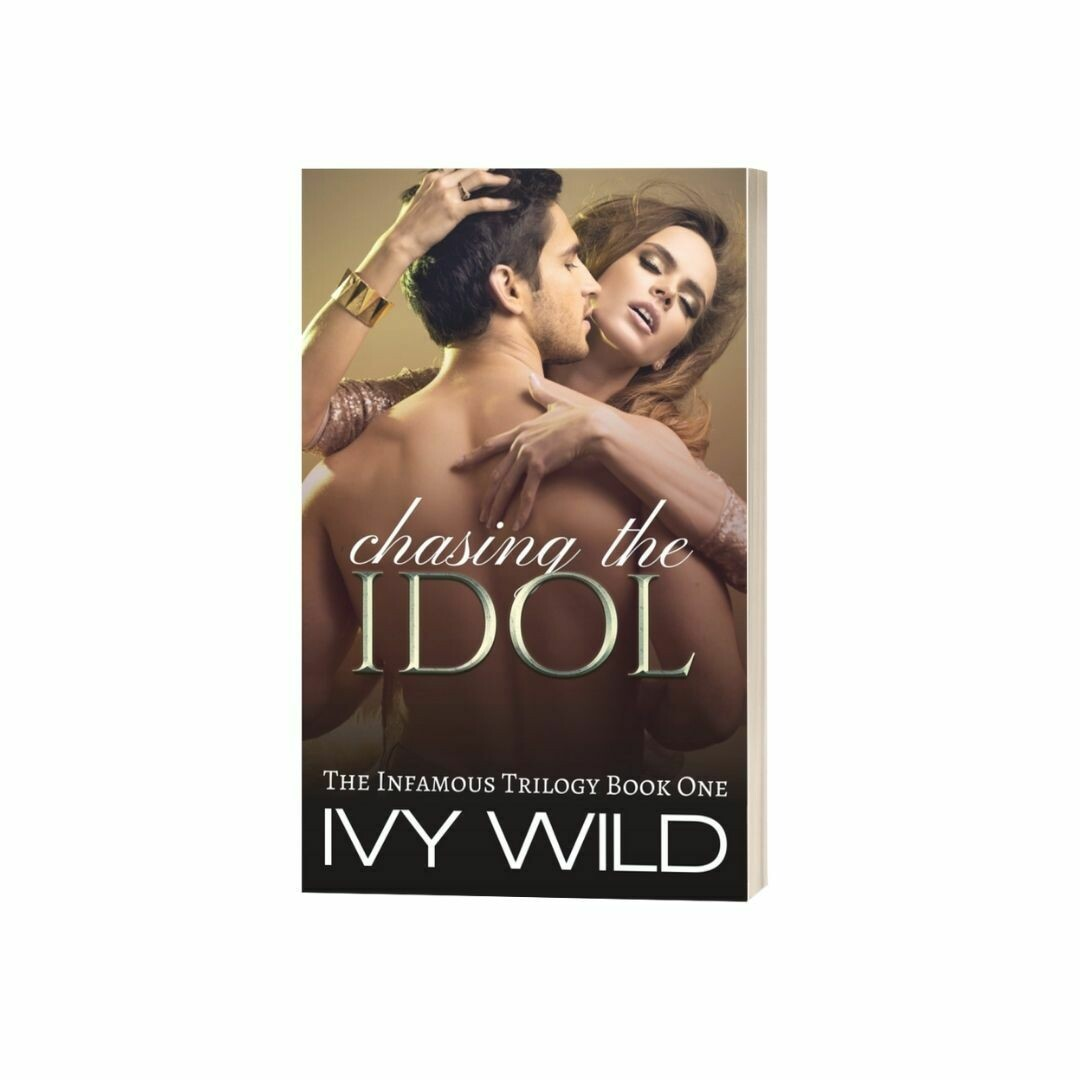Chasing the Idol Signed Paperback