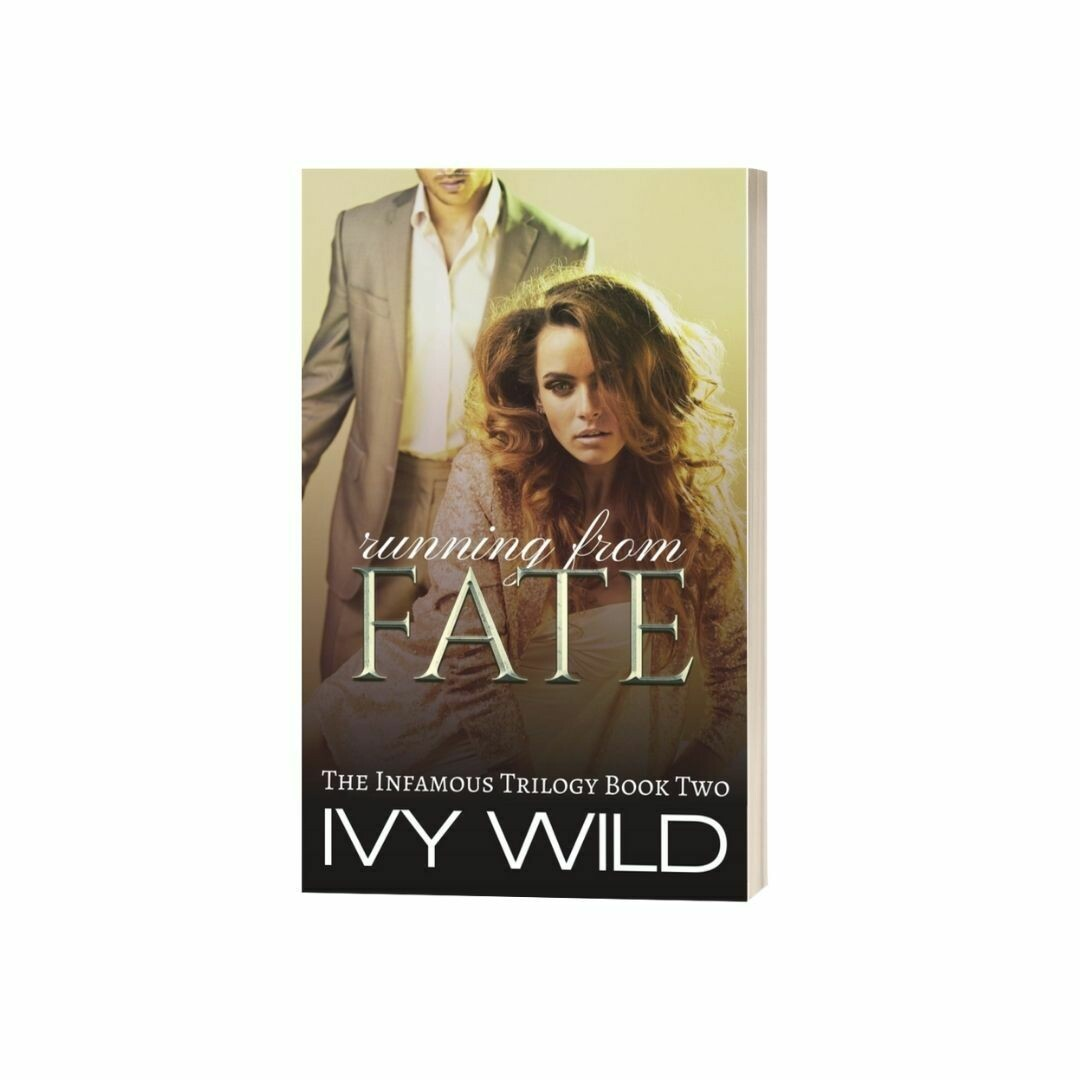 Running from Fate Signed Paperback