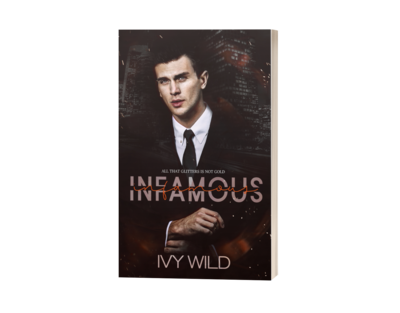 Infamous Signed Paperback